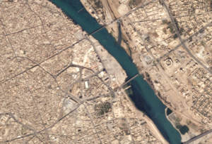 The Battle for Mosul: A View from Space before the Operation