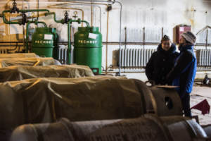 Water Filtration Plants and Risks of a Chlorine Mass-Casualty Event in Donetsk