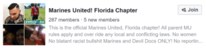 Infiltrating Marines United: Nudes, Confused BDSM Fans, 214, and a Bro Named Mike