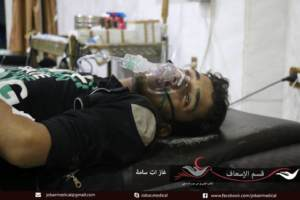 New Allegations of Chemical Weapon Attacks in Damascus Throughout July