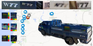 In Digital Pursuit of a Suicide Truck: Tracking a Blue Hyundai Porter That Killed over 100 Evacuees in Syria