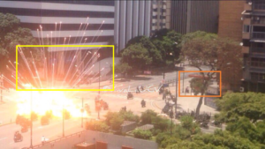 The Bombs of Caracas