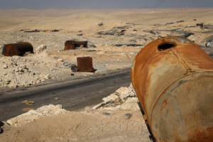 No Country for Oil Men: Tracking Islamic State's Oil Assets in Iraq