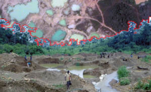 Ghana's Atewa Forest: Monitoring Mining Which May Threaten Water Sources
