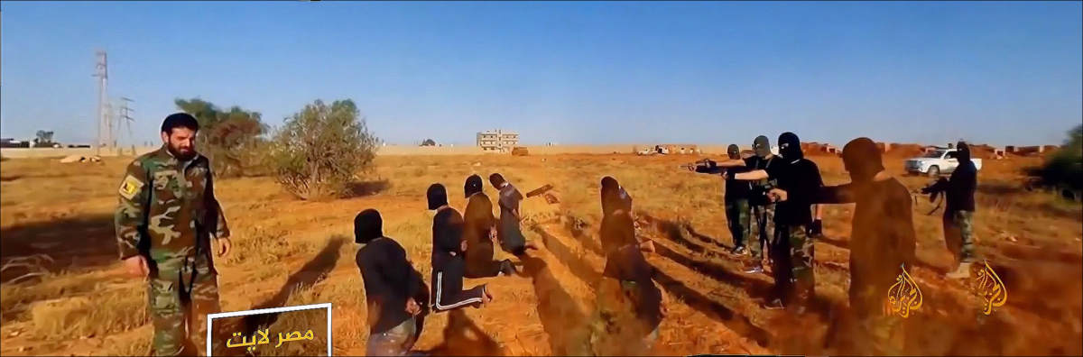 Geolocating Libya's Social Media Executioner