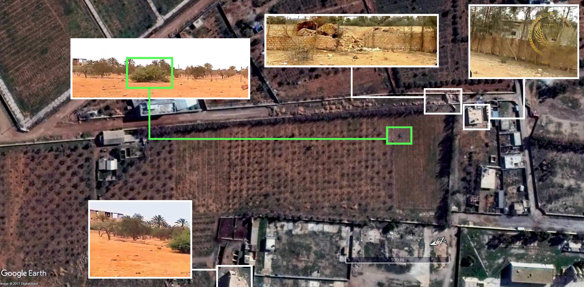 Geolocating Libya's Social Media Executioner - bellingcat