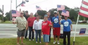 """Florida Trump Flash Mobs Organized by the Russian """"Troll Factory"""""""