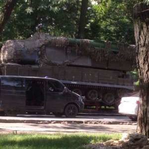 JIT Publishes New Photograph of Buk 332 from Day of MH17 Downing