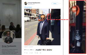 """""""New"""" George Papadopoulos Photograph Actually Years Old"""