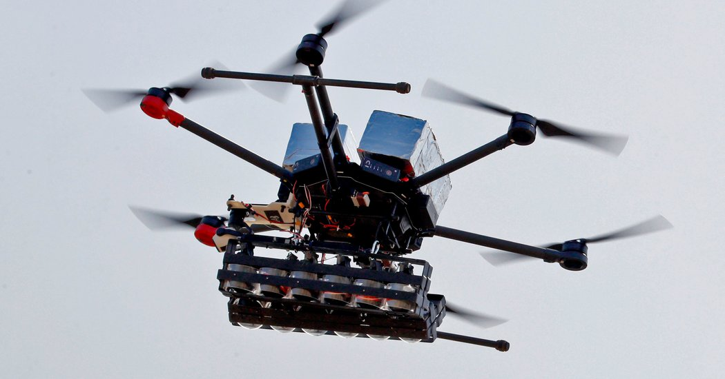 First ISIS, then Iraq, now Israel: IDF Use of Commercial Drones
