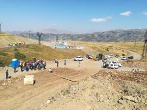 Environmental Activists Halt Construction at Armenian Gold Mine