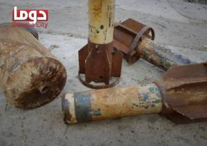 Pour la troisième fois cette année, du chlore a été utilisé comme arme chimique à Douma, banlieue de Damas