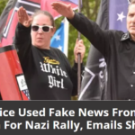 Fascist Activists Have Spent The Last Year Trying to Win Over Police