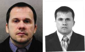 Skripal Poisoning Suspect's Passport Data Shows Link to Security Services