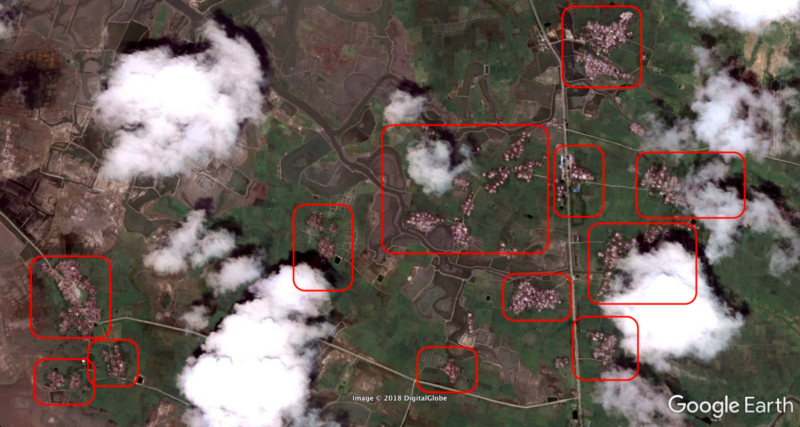 How to Identify Burnt Villages by Satellite Imagery — Case-Studies from California, Nigeria and Myanmar