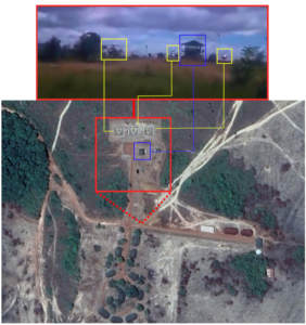 Identifying Aircraft in the Canaima Operation in Venezuela