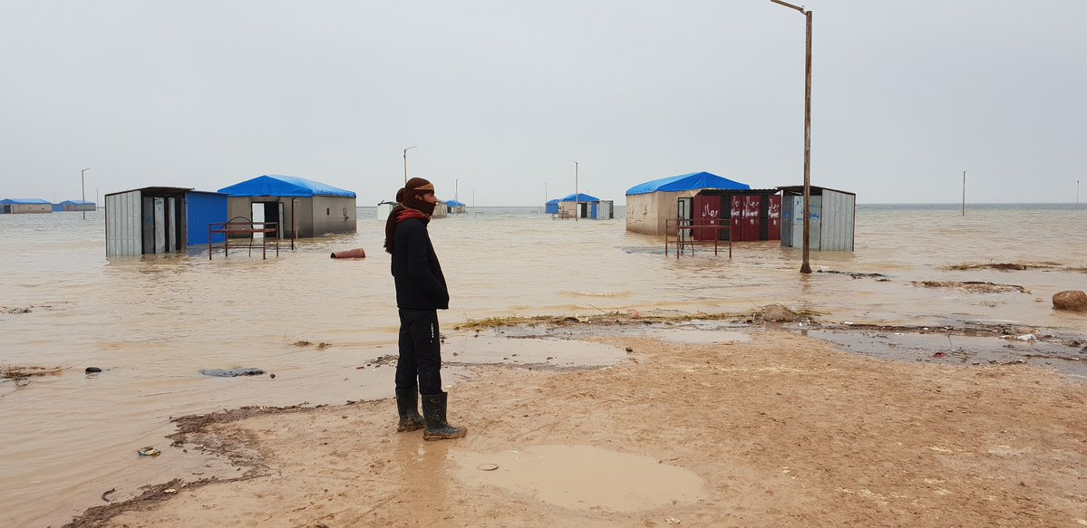 Heavy Rains in Hasakah: An Open-Source Analysis of Catastrophic Damage