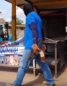 Analysis of Nicaragua's Paramilitary Arsenal
