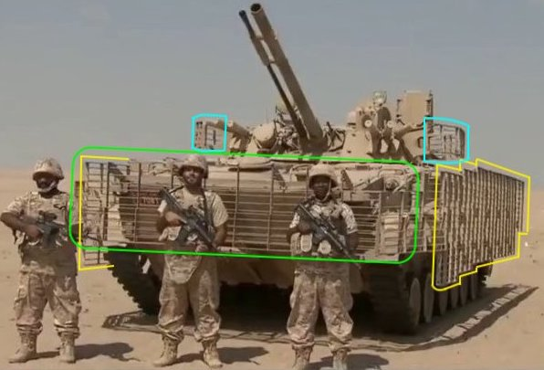 Logbook, Part I: The UAE's BMP-3 IFV in Yemen