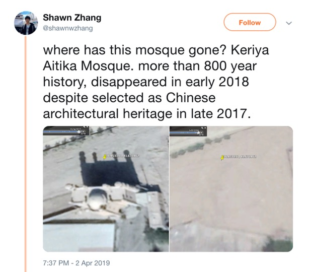 Are Historic Mosques In Xinjiang Being Destroyed?