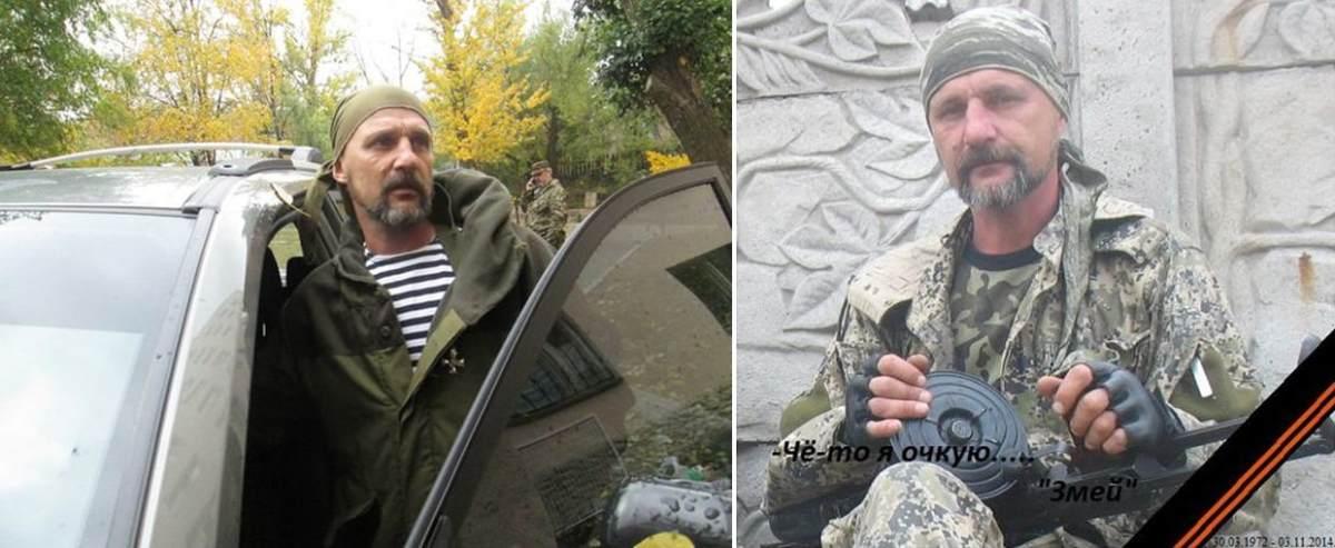 """Oleg """"Zmey"""" Sharpov"""