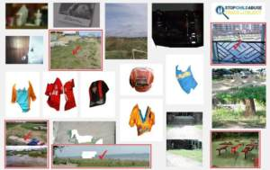 """More Europol's """"Stop Child Abuse"""" Photographs Geolocated"""