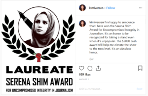 Pro-Assad Lobby Group Rewards Bloggers On Both The Left And The Right