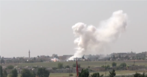 White Phosphorous Use in Northern Syria – Should The OPCW Investigate?