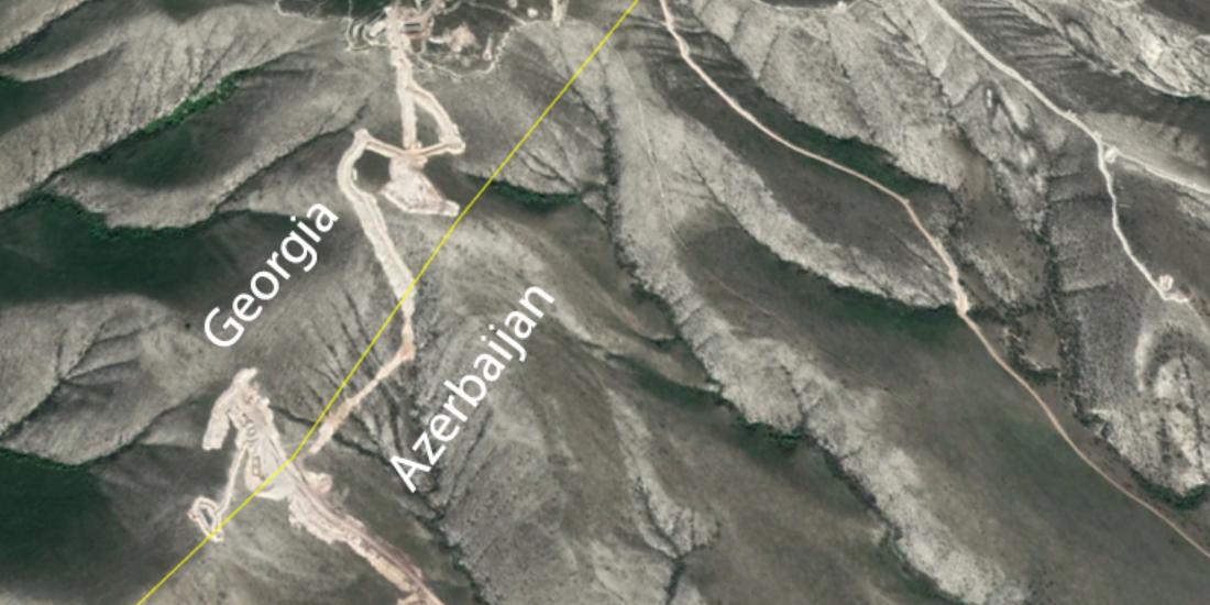 Azerbaijan Encroaches Into Georgian Territory