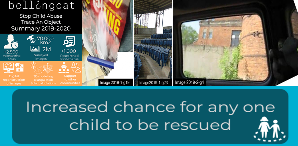 Creating Impact: A Year On Stop Child Abuse —Trace An Object