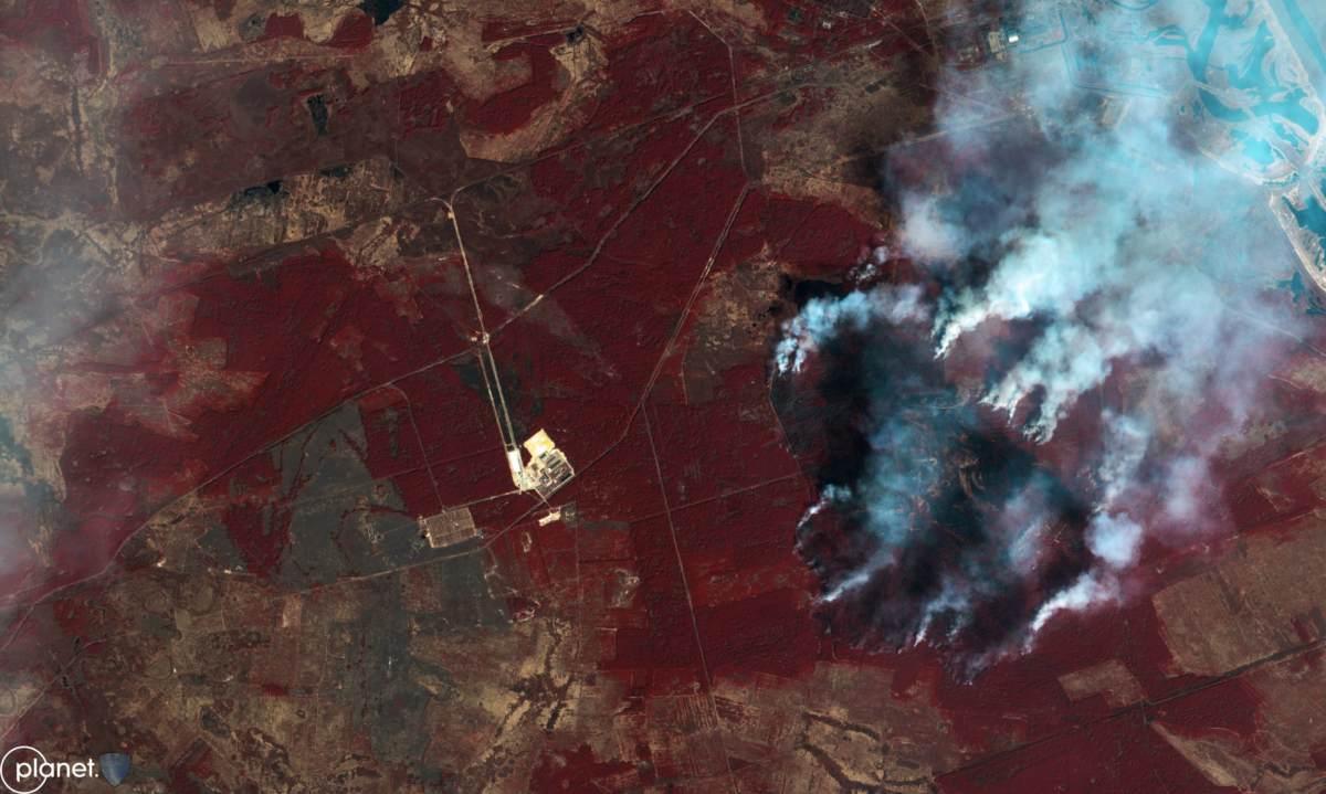 Chernobyl Burning? Not Great, Not Terrible
