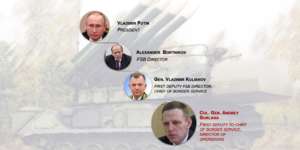Key MH17 Figure Identified As Senior FSB Official: Colonel General Andrey Burlaka