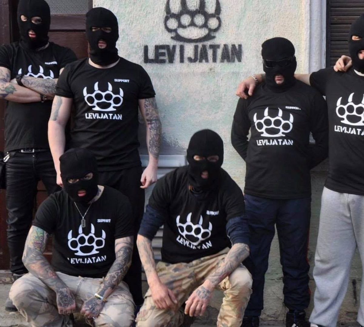 Levijatan: Serbian Animal Rights Vigilantes Go To The Polls