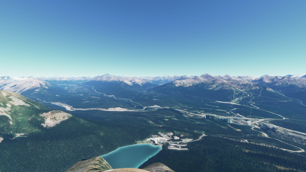 Cleared for Takeoff: Exploring Microsoft Flight Simulator 2020's Research Potential