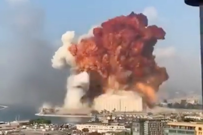 What Just Blew Up In Beirut?