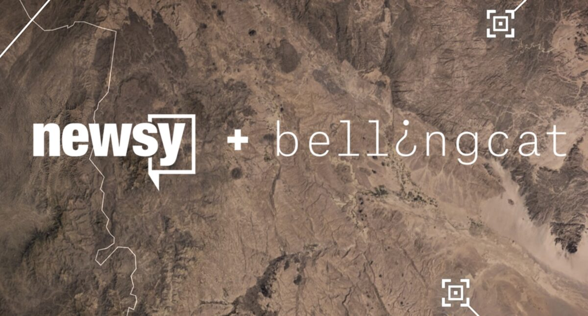 Bellingcat and Newsy Nominated for Emmy Award