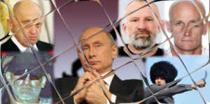 Putin Chef's Kisses of Death: Russia's Shadow Army's State-Run Structure Exposed