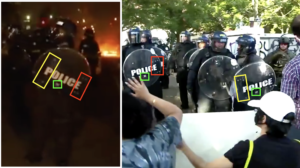 How We Found UK Anti-Riot Gear Being Used by US Police Against Journalists and Demonstrators at BLM Protests