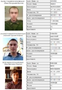 Russian Vehicle Registration Leak Reveals Additional GRU Hackers