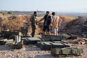 How a French Charity Built Ties with Pro-Assad Christian Militias