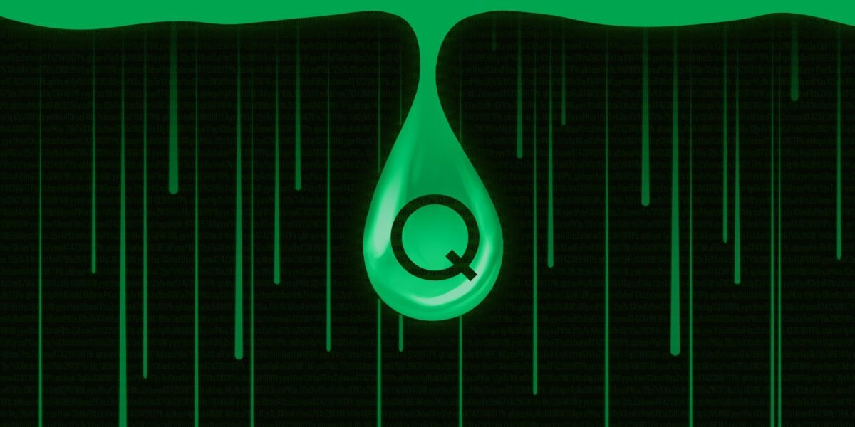 How Q's 'Lost Drops' Undermine the QAnon Myth