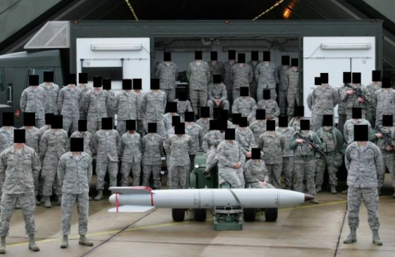 US Soldiers Expose Nuclear Weapons Secrets Via Flashcard Apps