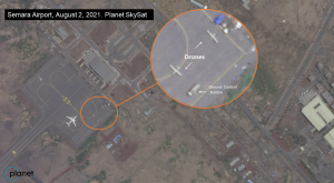 Is Ethiopia Flying Iranian-Made Armed Drones?