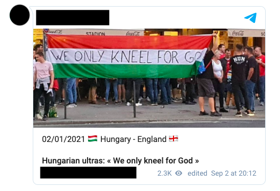 Meet The Far-Right 'Fanatics' Getting Hungary's Football Team in Trouble