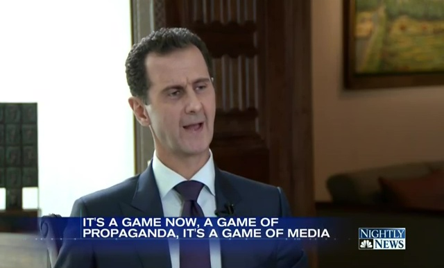 Image 3.1: Assad describes how he sees @AlabedBana