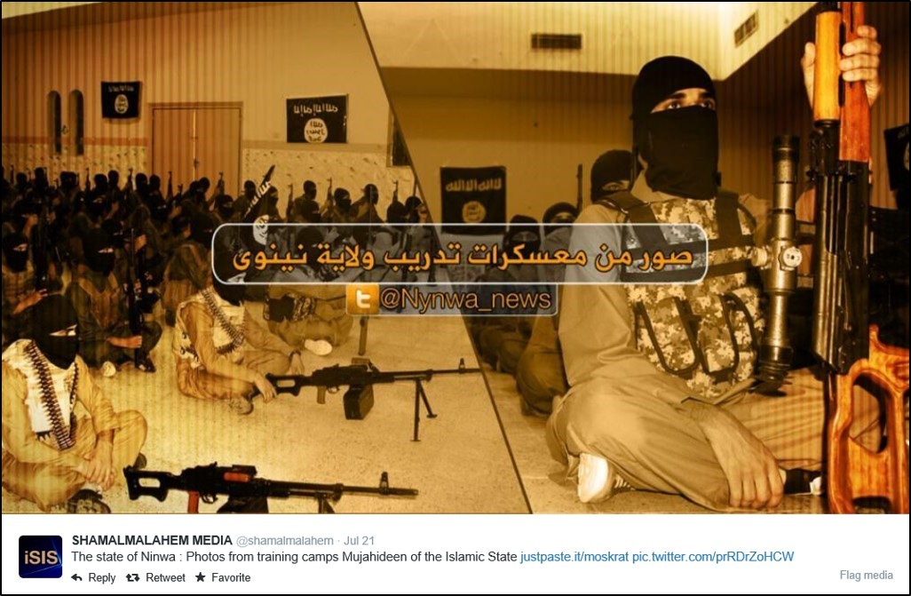 Bellingcat Gun Safety Self Defense And Road Marches Finding - Isis Training Camps In Us Map