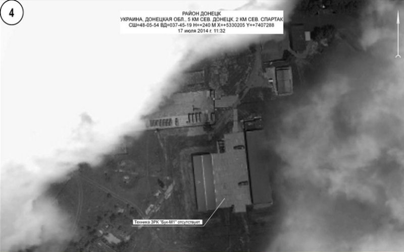bellingcat - New July 17th Satellite Imagery Confirms Russia ... on