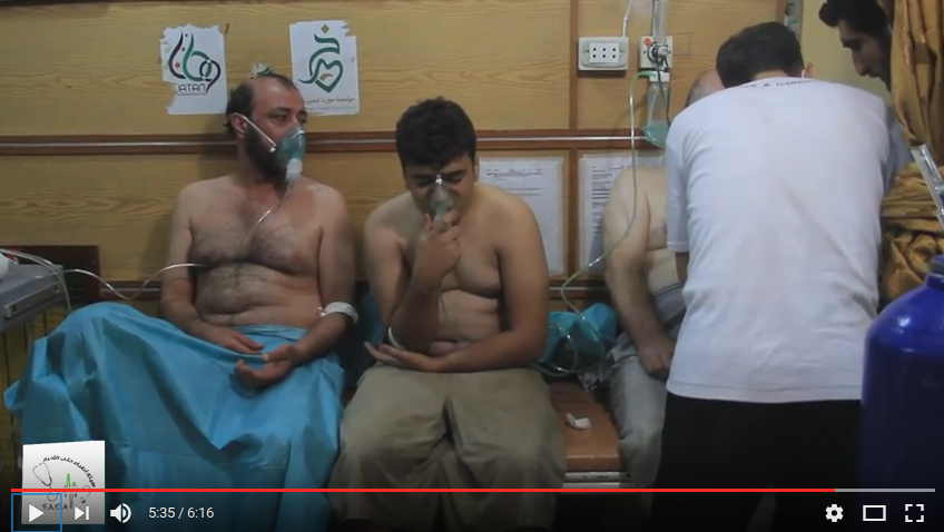 Another photo from hospital which shows the other male from the BBC video