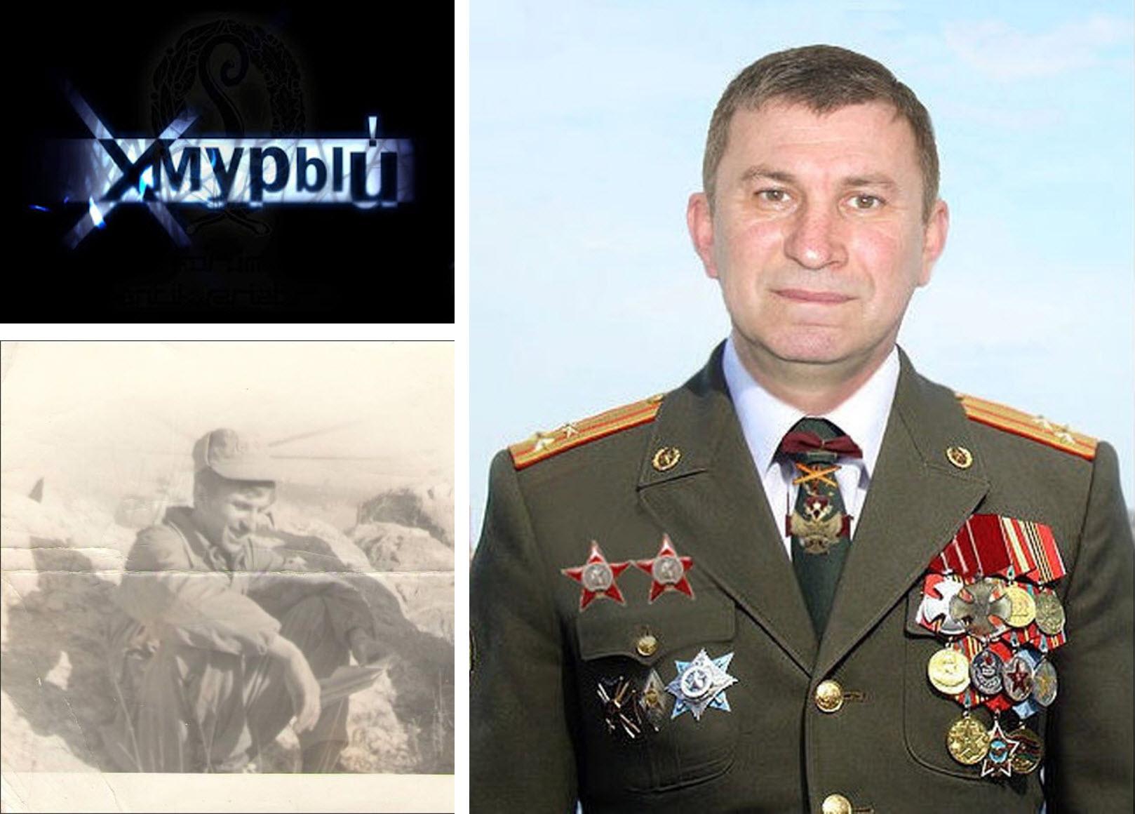 Сергей Дубинский с позывным Хмурый — уважаемый русский военный,  по приказу путина сбивший MH17  из «Бука»