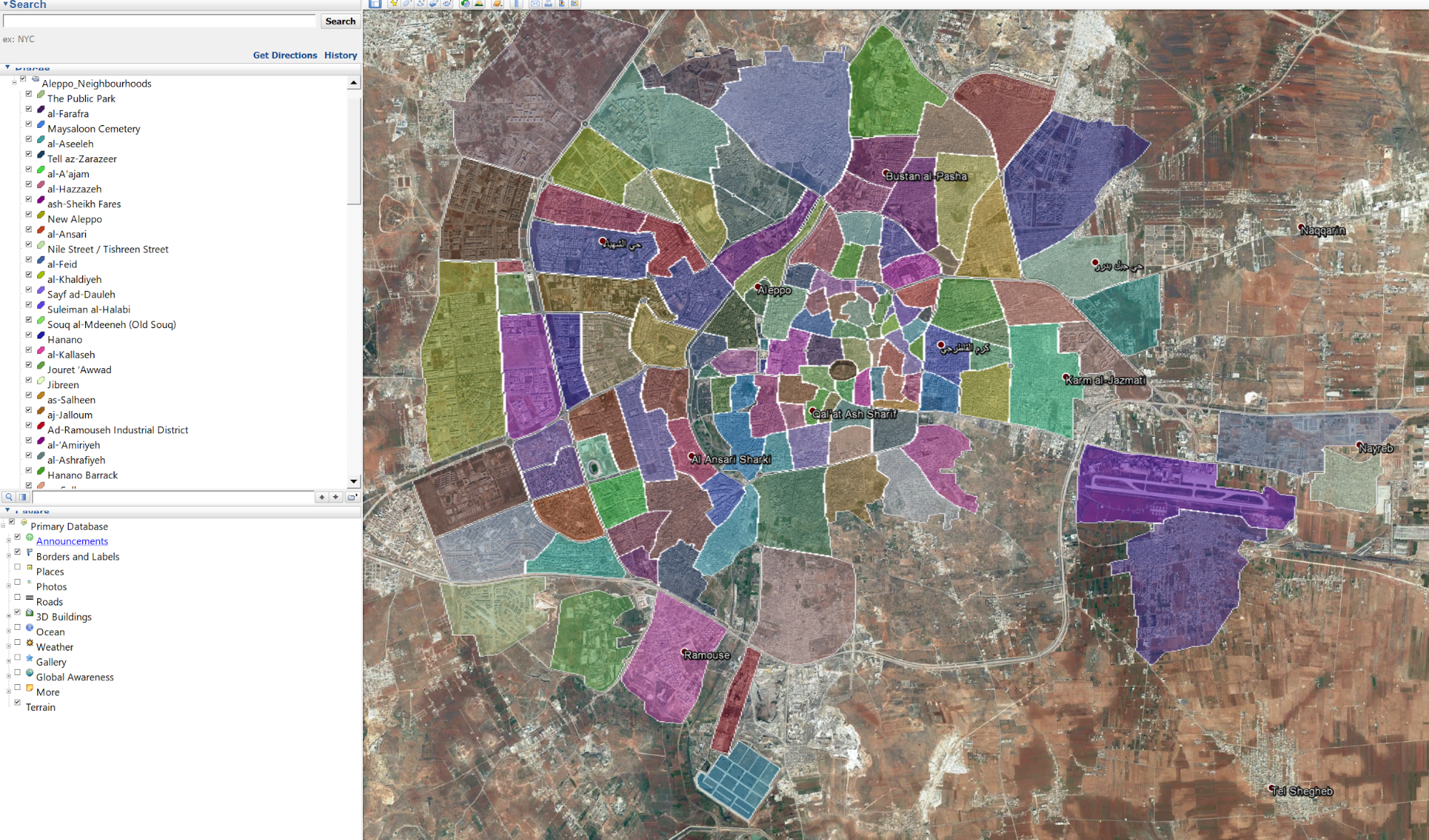 bellingcat - How to Scrape Interactive Geospatial Data